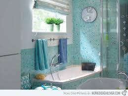Tiles 15 Turquoise Interior Bathroom Design Ideas 15 Decoration For House 15 Turquoise Interior Bathroom Design Ideas Decoration For House