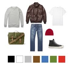The Easiest Way To Mix And Match Color For Men