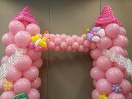 Princess Balloon Decoration Balloon Fantasy Princess Castle Decoration 1 Artsyballoons