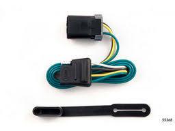 dodge van trailer wiring kits suspensionconnection com dodge van trailer wiring kit 1999 2000 by curt mfg 55368