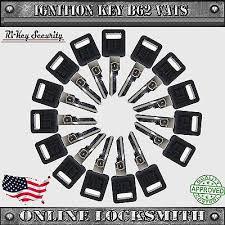 15 New Ignition Vats Keys B62 All V A T S Resistor Values P1 P15 For Gm Vehicles Ebay