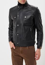 <b>Куртка кожаная Jimmy Sanders</b> LM047699916 купить за 18 640 ...