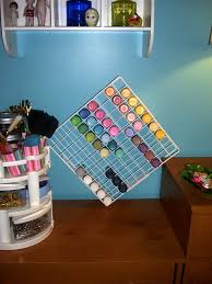 ... Studio24 - Acrylic paint bottles holder/organizer | by flowerlily1
