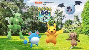 Pokemon Go Fest 2021 iPhone Mobile iOS Version Full Game Setup Free  Download - ePinGi