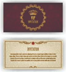 Invitation Card Free Vector Download 12 724 Free Vector For