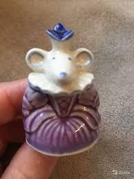 Статуэтка мышиная королева (мышиный король, мышь, мышка ...