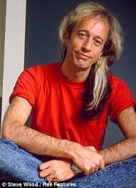 Robin Gibb's last words saw him pay touching tribute to late twin brother  Maurice | Daily Mail Online