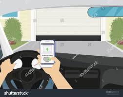 open garage door with phoneGarage Doors  Unforgettable App To Open Garage Door Image