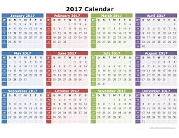 yearly calendar 2017 template 2017 calendar printable one page download image full size pdf