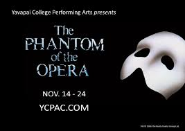 Phx Stages Cast Announcement The Phantom Of The Opera