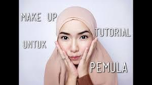 make up tutorial untuk pemula cikal