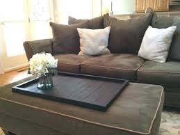 Coffee Table Boot Tray Extra Large Ottoman Coffee Table Oversized Round  Ottoman Living Room Extra Large Boot Tray Coffee Table Organizer