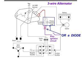 delco remy 3 wire alternator wiring diagram wiring diagram 3 Wire Alternator Wiring Diagram 4 wire delco remy alternator wiring diagram photograph al 3 wire alternator wiring diagram and resistor