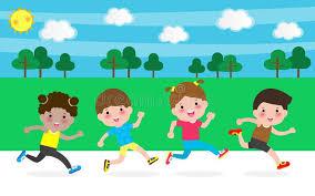 Kids Running Cartoon Stock Illustrations – 4,410 Kids Running Cartoon Stock  Illustrations, Vectors & Clipart - Dreamstime