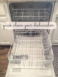 How Do I Clean My Dishwasher Life Love Larson February 2014