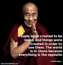 Dalai Lama Quotes On Love Custom Dalai Lama Quotes At StatusMind