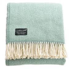 Woollen Throws Blankets