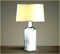 fillable glass table lamp kit base uk