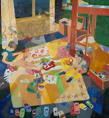 Галерея Арт Владивосток › Дальневосточная Государственная  Дарья Бонет Детство