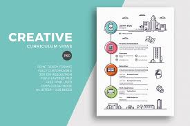 Download 425 Resume Templates Envato Elements