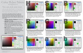 Color Palette Generator Rgbl L