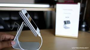 iphone desk stands best iphone android aluminium stand review you 10