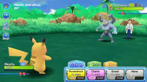 Dzogame - Trải nghiệm Pokemon Sun & Moon trên Mobile với Epicmon