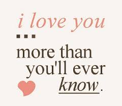 Best I Love You Quotes Adorable 48 The Best Romantic I Love YOU Quotes The Best Quotes Picture