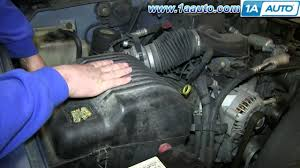 how to install replace change engine air filter 1996 99 chevy how to install replace change engine air filter 1996 99 chevy tahoe