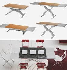 Transforming Adjule Dining Table Design