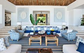 coastal rug from our boat house
