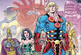 The eternals are an evolutionary offshoot of humanity gifted with amazing powers and abilities to look after the human race throughout the ages. Who Are The Eternals Marvel Studios Next Big Superhero Team The Star