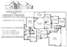 3 Bedroom 2 Bath House Plans Unique Inspiration Ideas