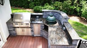 outdoor kitchen photos custom kitchens big green egg outdoor grills
