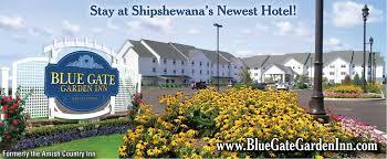 blue gate garden inn shipshewana in. Delighful Inn With Blue Gate Garden Inn Shipshewana In E