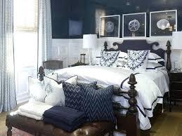 Blue White Bedroom Blue And White Bedroom Design Navy Blue And White ...