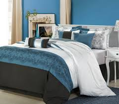 blue king size comforter sets. Amazing Bed Zephir Quilt Cover Set Teal Discounts Kas Australia Double Pertaining To Color Comforter Sets Blue King Size