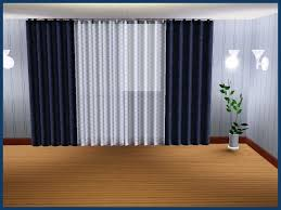 my sims 3 curtains by akisima