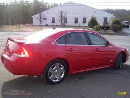 2009 Chevrolet Impala SS in Victory Red photo #4 - 208136 | All ...