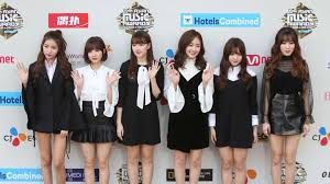 Asian pop korean opening