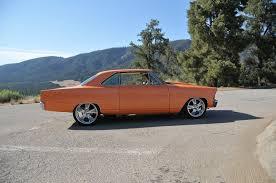 1967 Chevrolet Nova SS Resto Mod - Classic Chevrolet Nova 1967 for ...