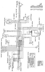 sl125 wire harness and diagram honda sl125 wire harness and diagram