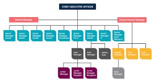 Port Authority Org Chart Organization Chart