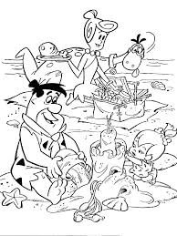 flintstone coloring pages coloring pages colouring pages coloring pages rubble step 5 coloring page free coloring