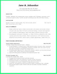 Resume Examples For Nursing Mesmerizing Download Registered Nurse Infusion Nurse Resume Sample As Image File