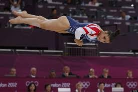 vault gymnastics gif. Gold Medalist US Gymnast Alexandra Raisman Performs During The Women\u0027 S Floor Exercise Final Of Vault Gymnastics Gif