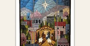 This Nativity Quilt is Simply Stunning - Quilting Digest & This Nativity Quilt is Simply Stunning Adamdwight.com