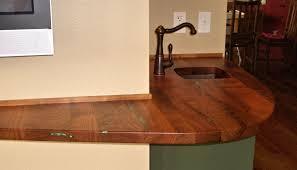 Wood Bar Top Custom Wood Countertop Options Inlays And Fills