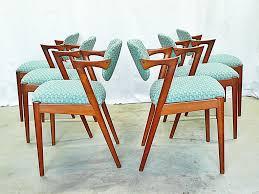 mid century modern furniture. Vintage Mid Century Modern Furniture Dining Chairs