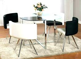 glass top dinette sets frosted glass dining table full size of dining room modern glass dinette sets small black glass round glass top dinette table